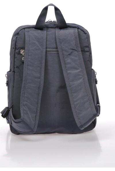 Smart Bags SMB1207-0089 Füme Kadın Sırt Çantası