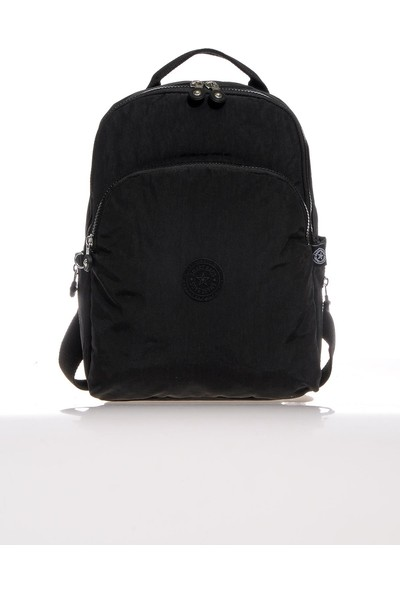 Smart Bags SMB1240-0001 Siyah Kadın Sırt Çantası