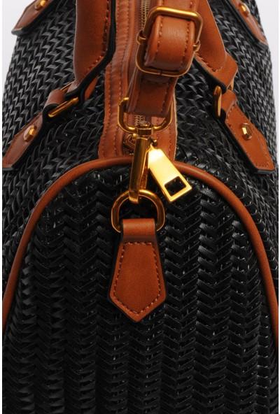 Krıste Bell KB25919 Siyah Kadın Omuz Çantası