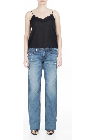 True Religion Jeans Erkek Kot Pantolon M24800M38