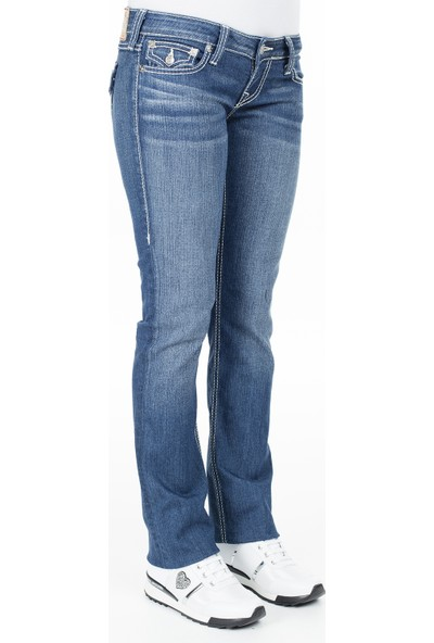 True Religion Jeans Kadın Kot Pantolon Wjcv54Y40Cxnm