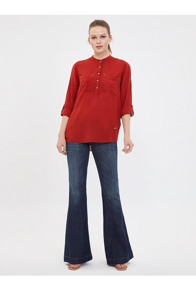 Loft 2010353 Kadın Bluz