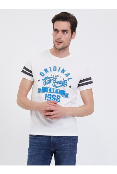 Loft 2023095 Erkek T-Shirt
