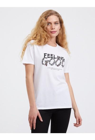 Loft 2023635 Kadın T-Shirt