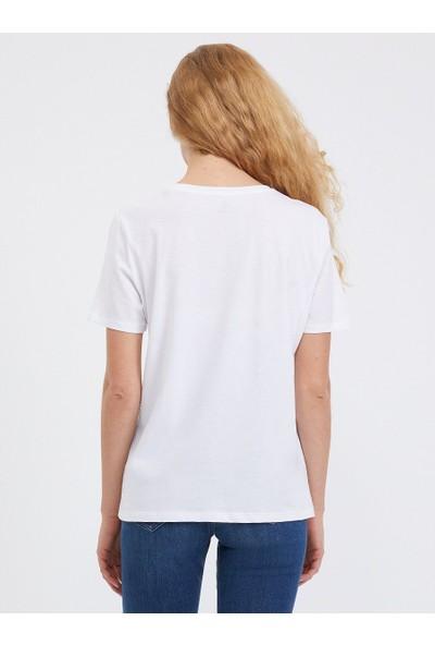 Loft 2023928 Kadın T-Shirt