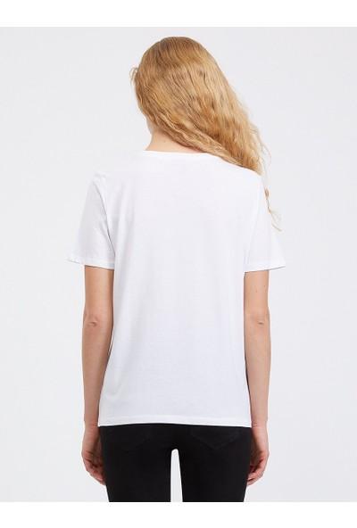 Loft 2024709 Kadın T-Shirt