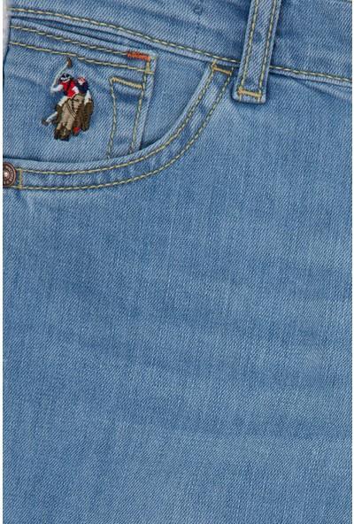 U.S. Polo Assn. Erkek Çocuk Denim Pantolon 50222928-DN0021