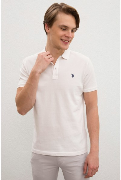 U.S. Polo Assn. Erkek T-Shirt 50217612-VR019