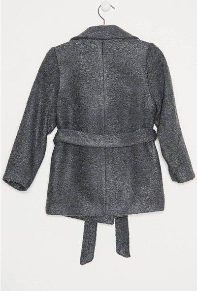 Dewberry Z8000 Kız Çocuk Palto
