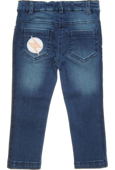 Panço Kız Çocuk Denim Pantolon 18221069100