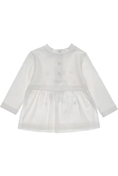 Panço Kız Bebek Uzun Kollu T-shirt 18230090100