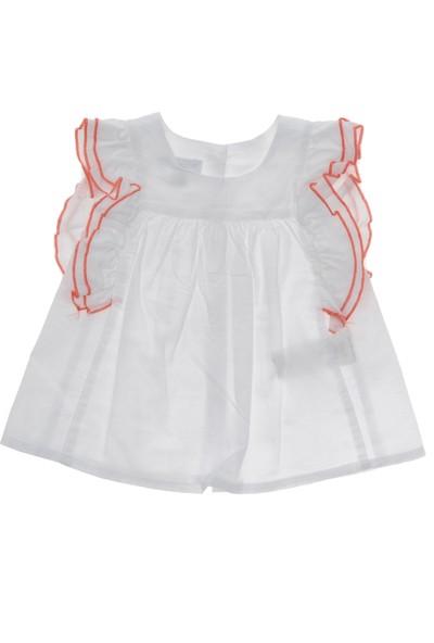 Panço Kız Bebek Gömlek 19122090100
