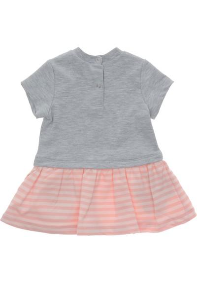 Panço Kız Bebek Örme Elbise 19126098100