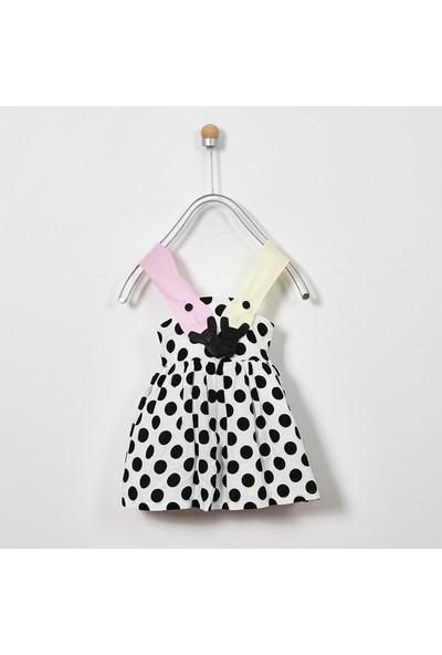 Panço Kız Çocuk Elbise 19126253100