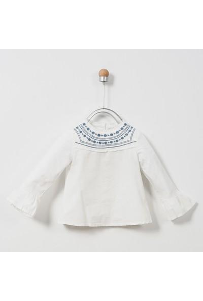 Panço Kız Çocuk Gömlek 19222056100