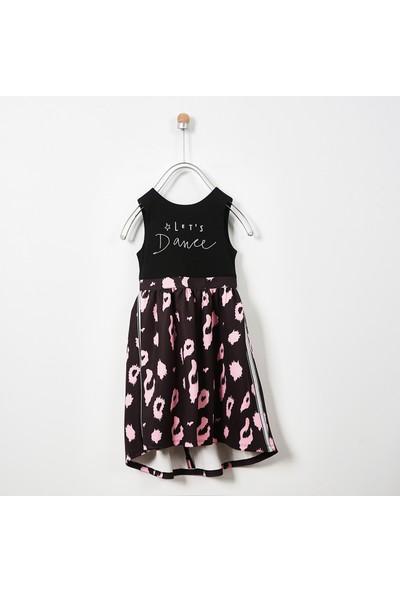 Panço Kız Çocuk Parti Elbisesi 19226015100