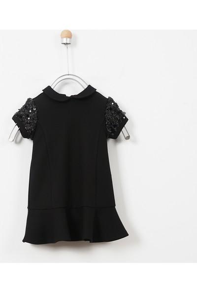 Panço Kız Çocuk Elbise 19226260100
