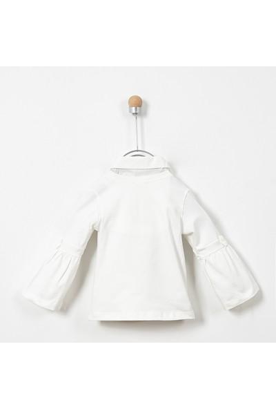 Panço Kız Çocuk Uzun Kollu Body 19243061100