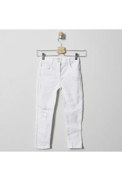 Panço Kız Çocuk Pantolon 2011GK04004