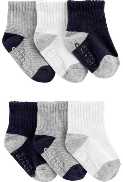 Carter's Erkek Çocuk 6'lı Çorap CR05529