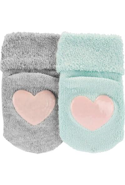 Carter's Kız Bebek 6'lı Çorap CR05585
