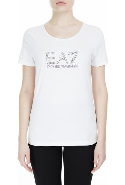 Ea7 T-Shirt Kadın T-Shirt S 6Gtt60 Tj29Z 1100