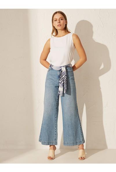 LC Waikiki Yüksek Bel Kadın Pantolon