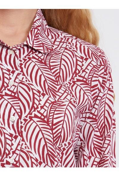 Loft 2023216 Kadın Gömlek
