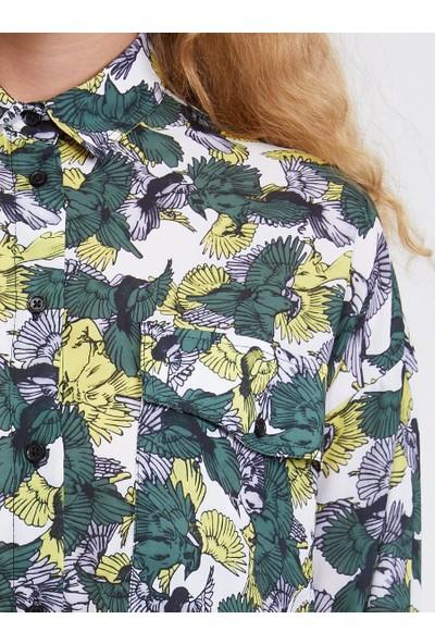 Loft 2023336 Kadın Gömlek
