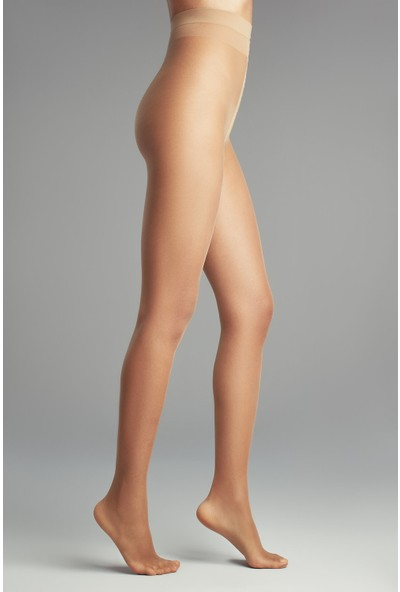 Penti Ten Rengi Premier Shiny Külotlu Çorap