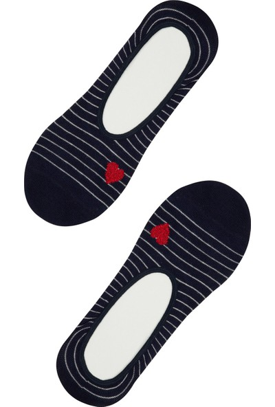 Penti Lacivert Sail Babet Çorap