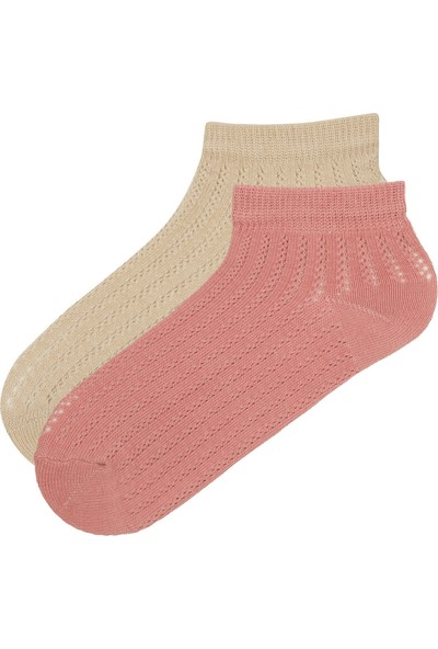Penti Soft Colosio 2'li Patik Çorap