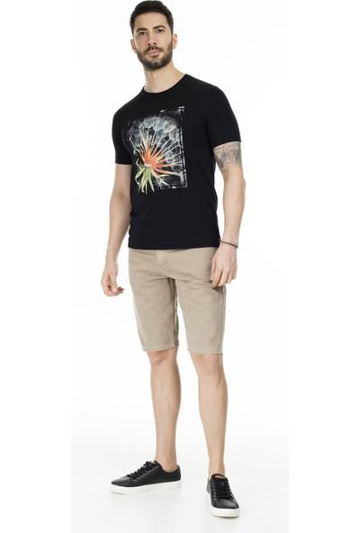 Lufian Felita Bisiklet Yaka T-Shirt Erkek T-Shirt 111020058