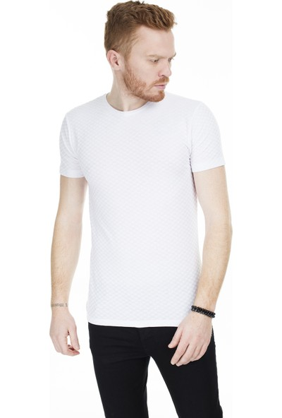 Buratti Bisiklet Yaka T-Shirt Erkek T-Shirt 538122