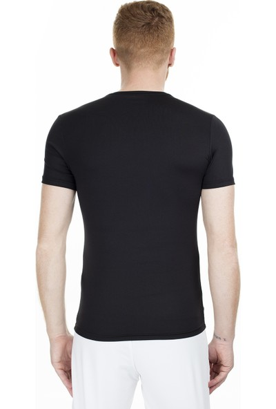 New Brand Slim Fit V Yaka T-Shirt Erkek T-Shirt N08Er