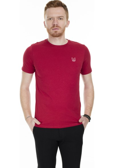 Jack & Jones Essentials Jjedenim T-Shirt Erkek T-Shirt 12164931