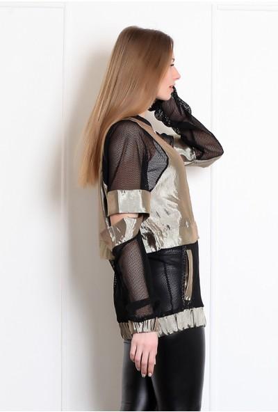 Pinkmark Kadın Bej Ceket