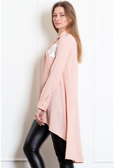 Pinkmark Kadın Pudra Tunik