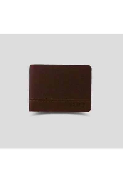 Guard Leather Paris Taba Deri Erkek Cüzdan -1315
