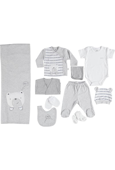 Bimini Cool Boy 10'lu Bebek Hastane Çıkış Seti 63145