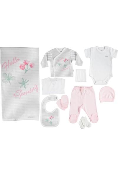 Bimini Hello Spring 10'lu Bebek Hastane Çıkış Seti 63146