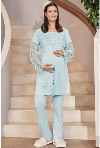 Mecit Lohusa 3'lü Pijama Takım