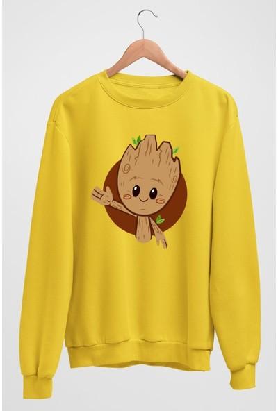 Angemiel Wear Sevimli Groot Erkek Sweatshirt
