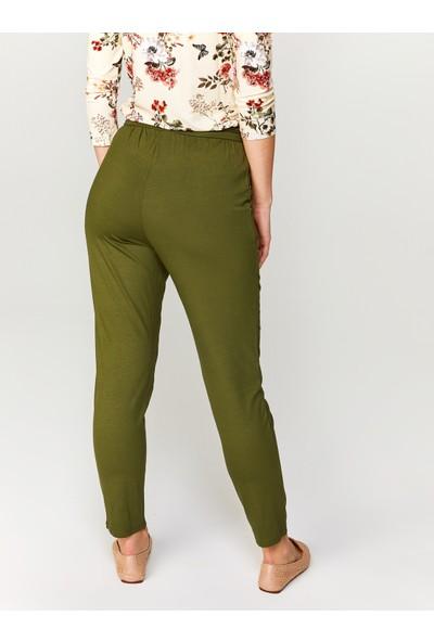 Faik Sönmez Comfort Fit Örme Pantolon 60059