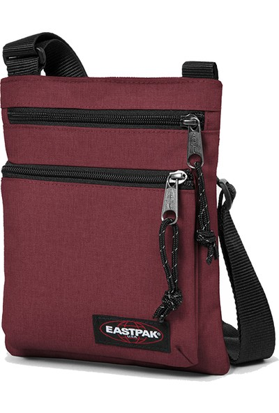 Eastpak Rusher Omuz Çantası Crafty Wine