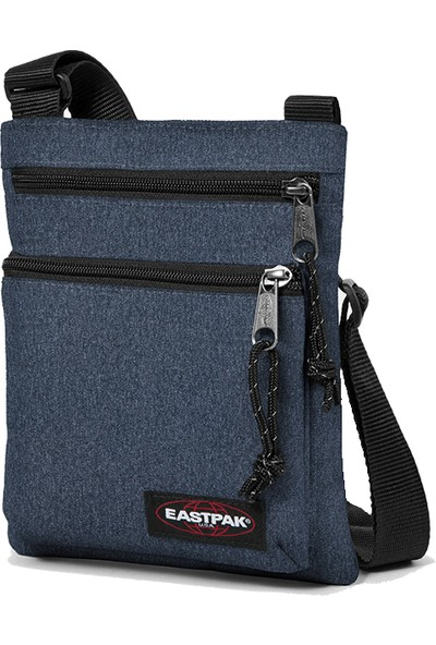Eastpak Rusher Omuz Çantası Double Denim