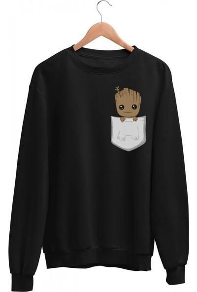 Angemiel Wear Groot Kadın Sweatshirt