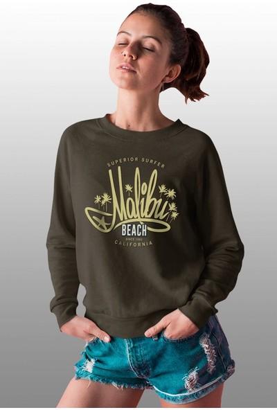 Angemiel Wear Malibu Kadın Sweatshirt