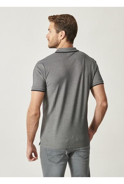 Altınyıldız Classics Erkek Slim Fit Polo Yaka T-Shirt