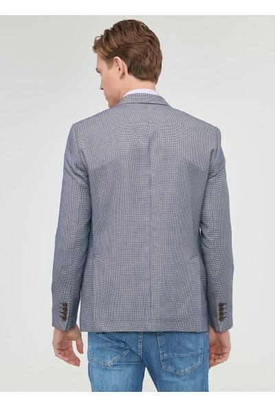 Altınyıldız Classics Regular Fit Desenli Ceket
